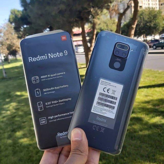 Smartphone Xiaomi Redmi Note 9 4/64 GB - Helio G85 Media Tek - Foto 5