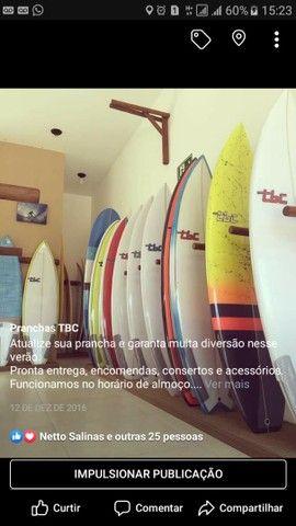 Prancha de Surf TBC sob encomenda