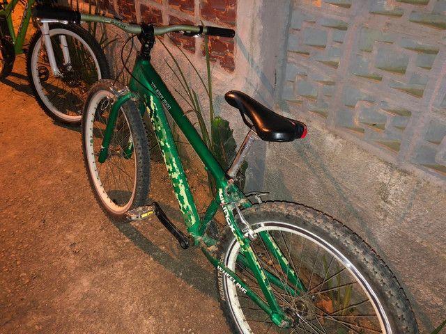 Bike de wheeling