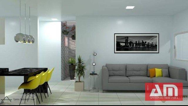 Residencial com 6 casas com excelente localização e acesso por rua calçada e uma vista exc - Foto 8