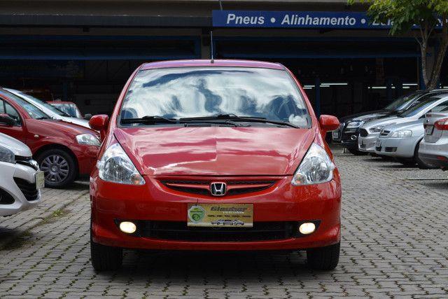 HONDA FIT LXL 1.4 Flex AUTOMÁTICO 4p 2008 COMPLETO RARIDADE - Foto 2