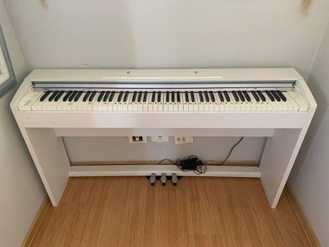 Piano eletrônico Casio