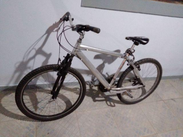 ACEITO OFERTAS/Bicicleta- Alumínio  - Foto 2