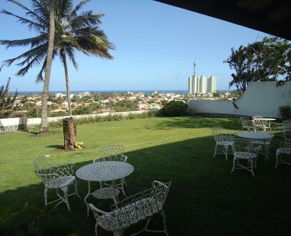 Casa duplex 4 suítes closet 2 vagas vista mar área verde Patamares