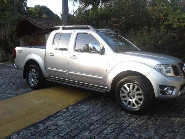 Nissan Frontier 4x4 SL 14/15 2 Dono