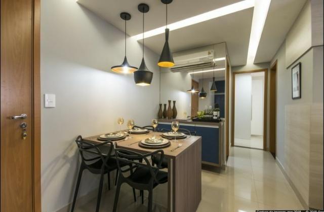 Metrô de colégio, apartamento 2 Qts, parcelamos entrada, ótima localização - Foto 6
