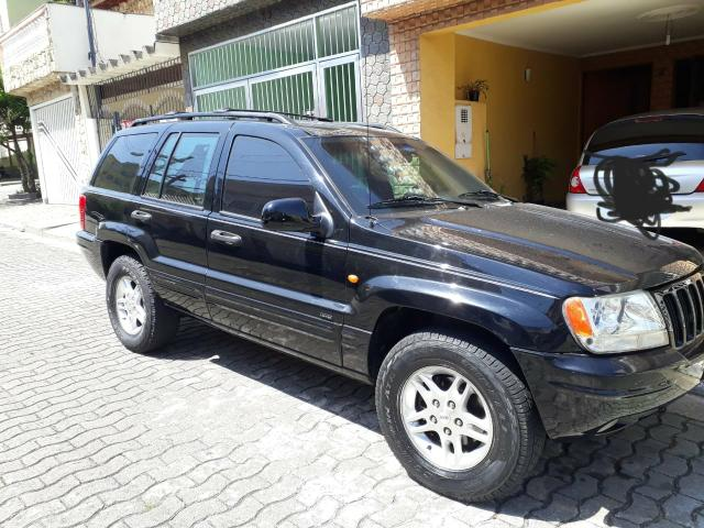 Awesome Jeep Grand Cherokee Limited 4.7 V8 4x4