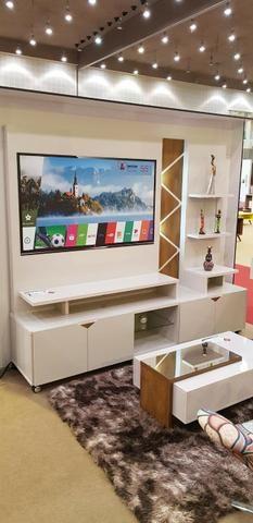 """Home Cross com LED para Tv até 55"""" - Entrega Grátis - Foto 4"""