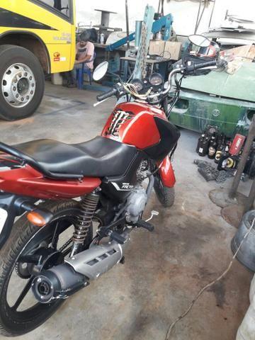 Yamaha 125 ED