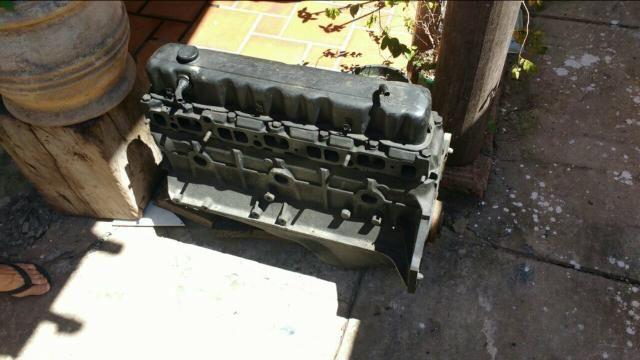 Motor de Opala Novo de Retentor