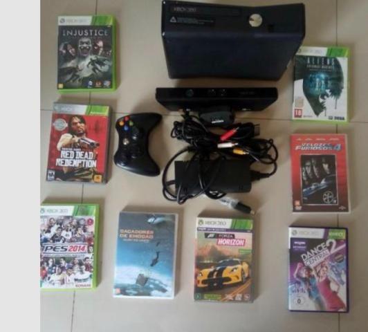 Xbox 360 semi-novo