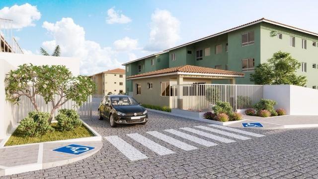 Belo Jardim - 31 mil de subsidio - 2/4 na Planta no Conjunto Jardins- Apartamento