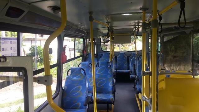Micro Ônibus Comil Pia Vw * - Foto 4