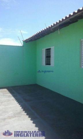 Casa à venda, 145 m² por R$ 267.000,00 - Jardim Alto do Cafezal - Londrina/PR - Foto 3