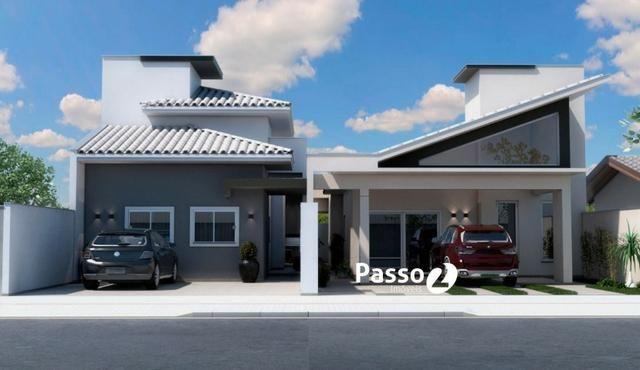 Casa na planta com 01 suite + 2 quartos - Foto 3