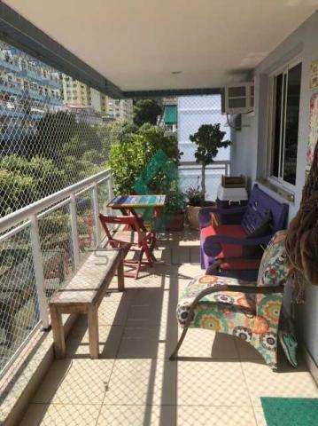 Apartamento à venda com 3 dormitórios em Tijuca, Rio de janeiro cod:C3737 - Foto 4