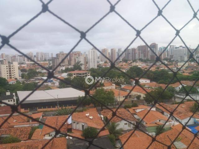Apartamento com 4 dormitórios à venda, 112 m² por r$ 310.000,00 - varjota - fortaleza/ce - Foto 19