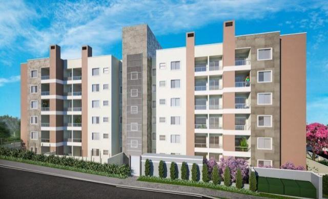 Fantastico apartamento ecoville 2q c/suite e sacada 100% parcelado confira - Foto 2