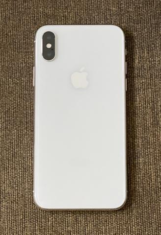 IPhone X 256GB novíssimo em até 10X no cartão