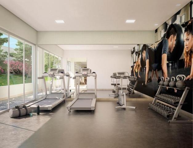 Fantastico apartamento ecoville 2q c/suite e sacada 100% parcelado confira - Foto 4