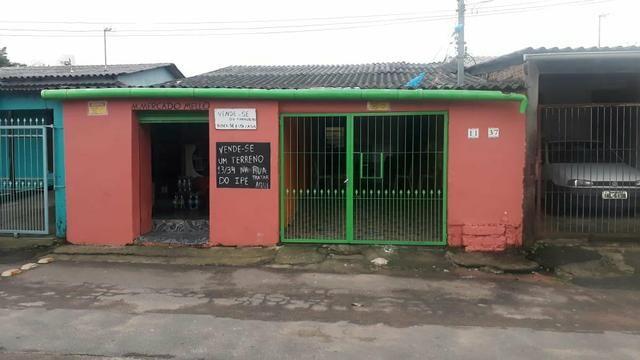 Casa e comércio com mini mercado em funcionamento - Foto 2