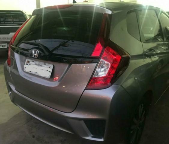 Honda Fit EX 1.5 // Automático - CVT // Bco. de couro ! - Foto 2
