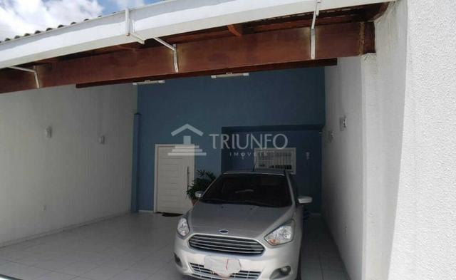 LS: 36563 Mondubim|Casa Com Móveis Projetados 3 Quartos,3 Câmeras,Portão Automático - Foto 6