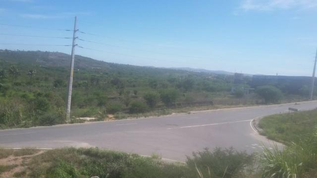 Vitória de Sto Antão=Vend. 155 mil terreno com 3.2 Hect. na BR-232 = Beira da Pista - Foto 8