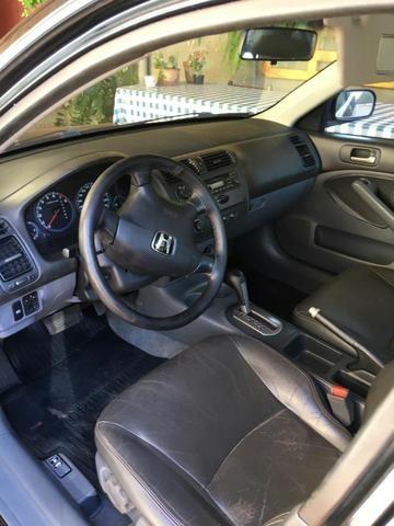 Honda Civic 2005 Automatico Completo - Foto 10