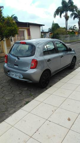 Nissan march 2015 1.0 completo - Foto 3