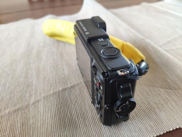 Câmera Nikon Coolpix AW130 à Prova Dágua FullHD Amarelo . NOVA - Foto 5