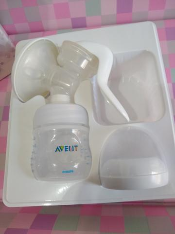 Esgotadeira manual - Avent (brinde) - Foto 2
