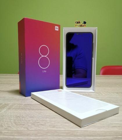 Combo Xiaomi Mi 8 Lite Global - 64 GB / 4 GB+ Capinha+ Película - 7 Brindes - Foto 4
