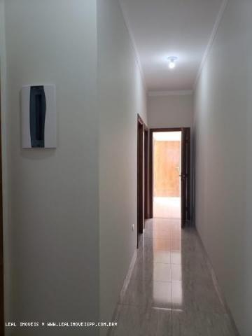 Casa para venda em presidente prudente, itacare, 3 dormitórios, 1 suíte, 1 banheiro, 4 vag - Foto 16