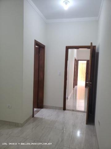 Casa para venda em presidente prudente, itacare, 3 dormitórios, 1 suíte, 1 banheiro, 4 vag - Foto 6