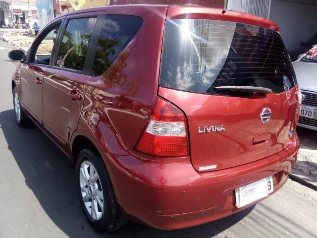 Nissan Livina s 1.6 2013 completa - Foto 4