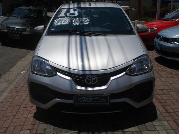 Toyota ETIOS XS Sedan 1.5 Flex 16V 4p Aut.
