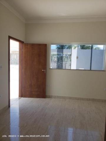 Casa para venda em presidente prudente, itacare, 3 dormitórios, 1 suíte, 1 banheiro, 4 vag - Foto 19