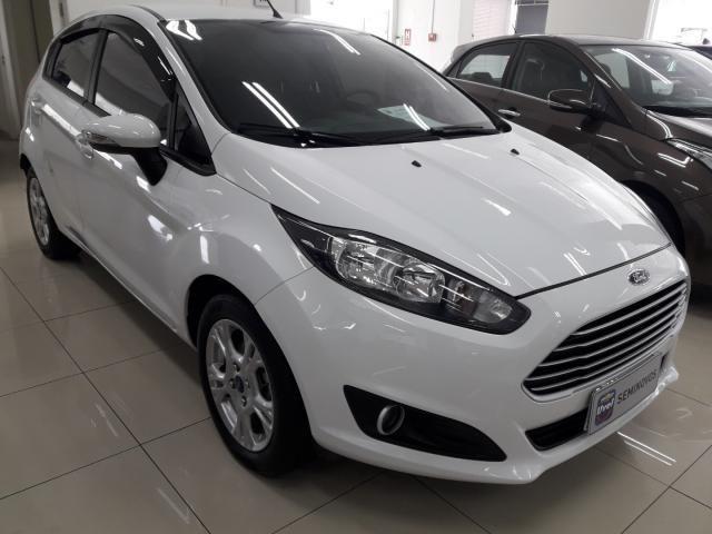 New Fiesta SEL 1.6 16V