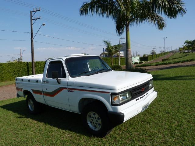 Gm - Chevrolet D-20 completa turbo de fabrica - Foto 4