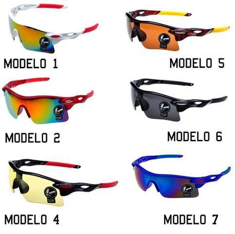 e5e7c57b4806f Óculos De Sol Ciclista Praticas De Esporte Proteção Uv - Ciclismo ...