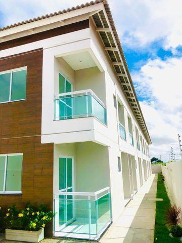 WS lindos apartamentos novos com 2 quartos 2 banheiros com entrada facilitada - Foto 3