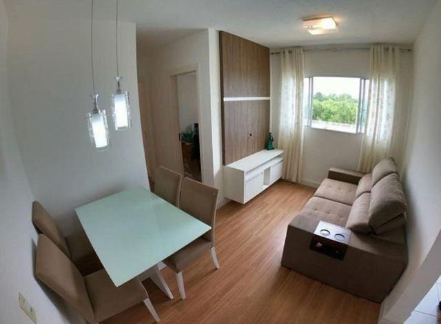 WC - >> Apartamento 2 Quartos Cond. Vista de Manguinhos - R$ 125.000,00 - Foto 2