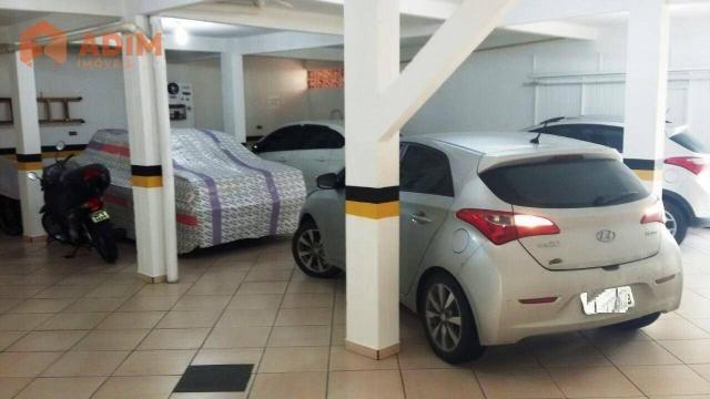 Apartamento 2 dormitórios, mobiliado, 01 vaga privativa no Edifício Spezia, Centro de Baln - Foto 10