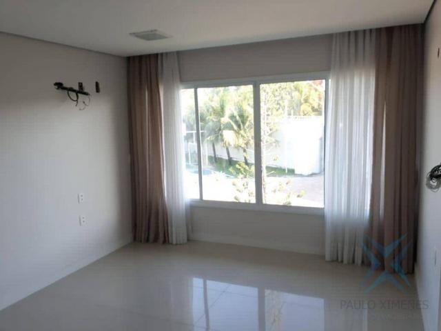 Casa à venda, 550 m² por R$ 2.497.000,00 - Precabura - Eusébio/CE - Foto 17
