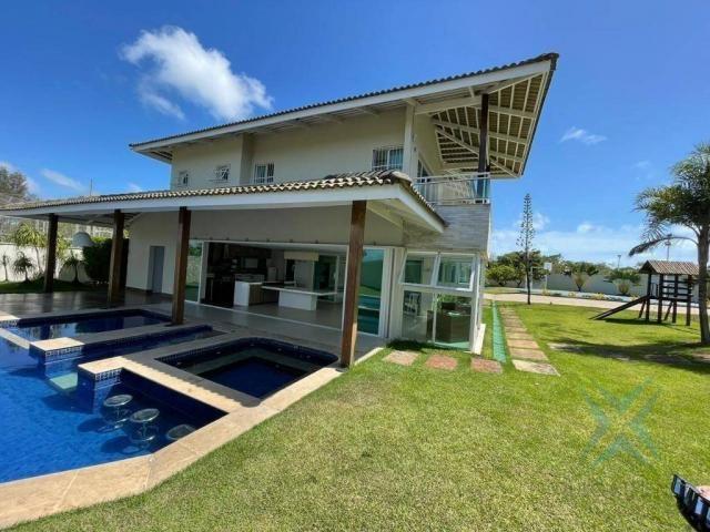 Casa à venda, 550 m² por R$ 2.497.000,00 - Precabura - Eusébio/CE - Foto 20
