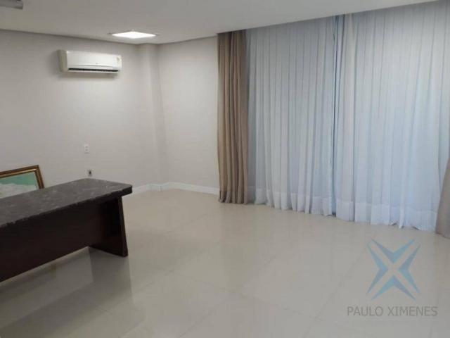 Casa à venda, 550 m² por R$ 2.497.000,00 - Precabura - Eusébio/CE - Foto 3