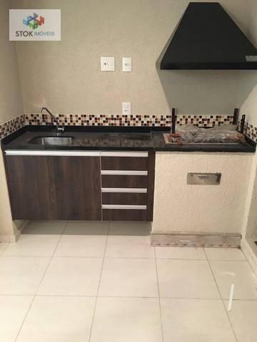 Apartamento com 2 dormitórios à venda, 80 m² por R$ 560.000 - Jardim Flor da Montanha - Gu - Foto 13