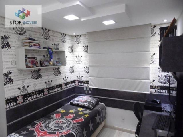Apartamento com 3 dormitórios à venda, 67 m² por R$ 388.500 - Vila Augusta - Guarulhos/SP - Foto 19