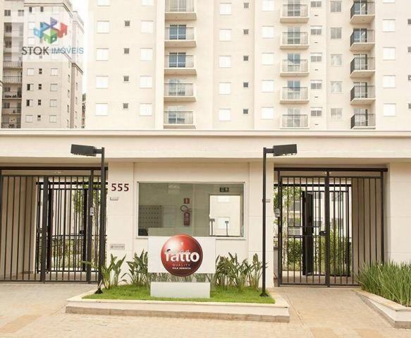 Apartamento com 3 dormitórios à venda, 67 m² por R$ 388.500 - Vila Augusta - Guarulhos/SP